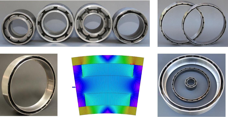 Tg Brushless Motor Series Thingap High Power Density